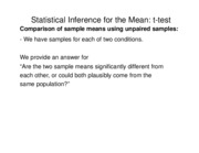 Statistical inference for the mean-4-t-test-unpaired