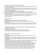 Sociology Exam 2-Study Guide.docx