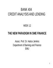 WEEK_13_NEW_PARADIGM_IN_SME_FINANCE