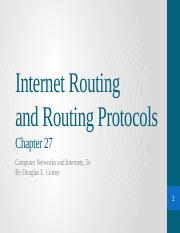 C27 Internet Routing and Routing Protocols.pptx