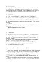 A2 coursework biology ideas