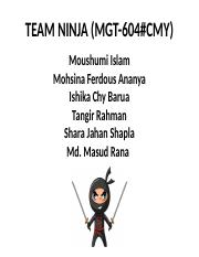 Team NINJA (Chapter 11 and 12).pptx