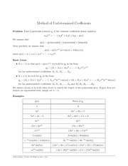 MATH 252 Lecture Notes 1