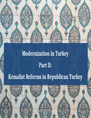 SOC 386_Lecture 7_Modernization in Turkey Part II