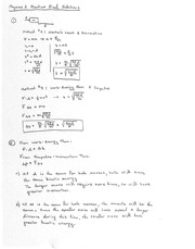 Physics1 Practice Final Solutions