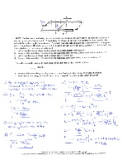 Solutions to magnetism problems