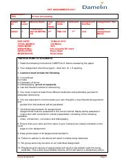 Financial Accounting 3A Group Assignment Memo.pdf
