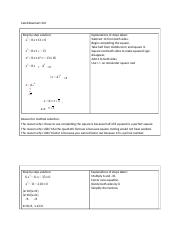 CollAlg Template Quadratic Equations (1)