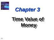 ch03 Time value