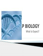 Chapter 1 The Big Ideas of AP Bio.pptx