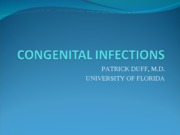 Cong_Infection_Lecture