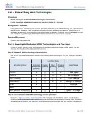 Wan Technologies Pdf