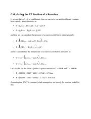 Calculating the PT Position of a Reaction and Activities.docx