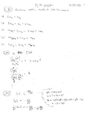 Thermal Physics Solutions CH 5-8 pg 1