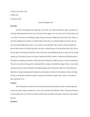 journal Assignment #2- COMS 218.docx