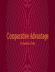 4. Comparative Advantage(1).pptx