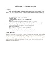Formatting Dialogue Examples1A.docx