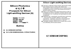 Silicon Photonics Pdf