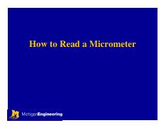 How to use a micrometer.pdf
