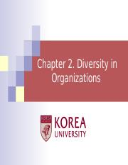 Ch 2. Diversity in Organizations.ppt