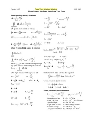 Exam3_2005Fall_ Solutions