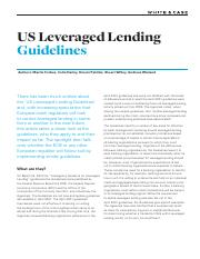 article-us-leveraged-lending-guidelines
