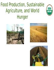 food_production&sustainable_agriculture