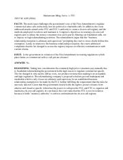 Case Brief 1