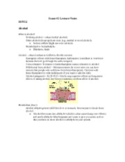 PS333 Exam #2 Class Notes