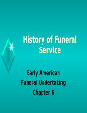 (13) Early American Funeral Undertaking.ppt