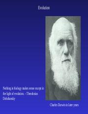 Darwin and His Theory.ppt