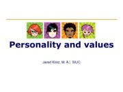 Lecture05_Personality