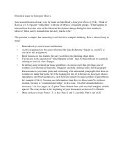 Oedipus essay thesis outline