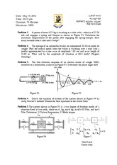 MDPN471_Mid-Term EXAM_May 2012