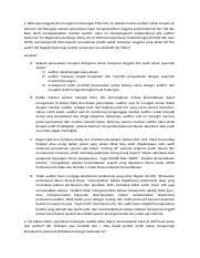 audit case 4 6 phar mor solution