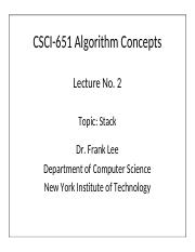 CSCI651Lecture2SP14 (1)