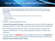 GameTheory  MSc