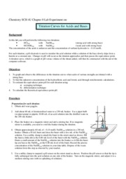 4u c8.4 Lab on Titration