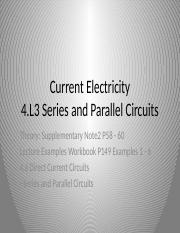 4.L3 Series and Parallel Circuits.pptx