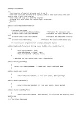 it215 week 4 checkpoint essay example Check out our top free essays on compare and contrast programming languages to help you write your own essay ceis 100 week 4 course project computer language.