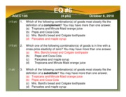 EQ6 answers Fall 2010