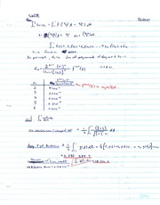 MTH510 Lecture note 9