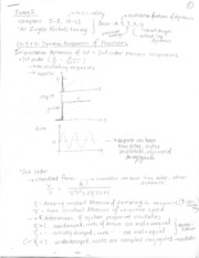 Dynamics Processes Notes