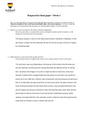 Proposal for Final Paper worksheet Week 1 Assisgnment.docx