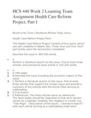 hcs 440 economic terms and health care history paper Hcs 440 is a online tutorial store we provides hcs 440 week 1 individual assignment economic terms and health care history.