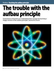 The Trouble with the Aufbau Principle
