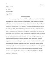 song of solomon pilate essay