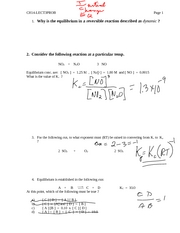 Chapter 14, Lecture 4 Problems