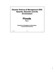Floods_I_notes