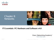 Identify Network Concepts PPP Chapter8